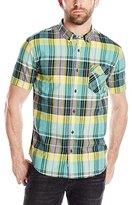 Levi's Men's Jibe Short-Sleeve Oxford Shirt