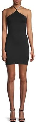 Rachel Pally Joya Halter Mini Dress