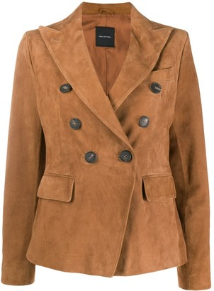 Tagliatore Lizzie double breasted jacket