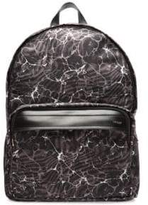 Bally Wolfson Marble Backpack