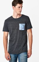 On The Byas Chestnut Cosmic Pocket T-Shirt