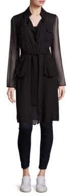 Diane von Furstenberg Blaine Silk Jacket