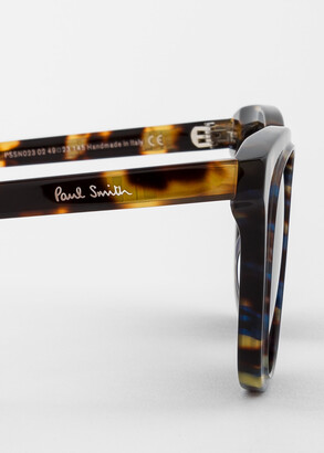 Paul Smith Flash Tortoise 'Calder' Sunglasses