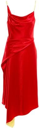 Sies Marjan Farrah Draped Dress