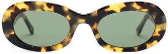 L.G.R Dalia Havana Sunglasses
