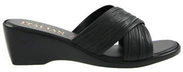 Italian Shoemakers 168 Wedge Slides
