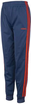 adidas Boys Mid Rise Tapered Track Pant - Preschool