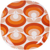 Orla Kiely '70s Flower Red Large Plate
