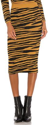 GRLFRND Toni Midi Skirt