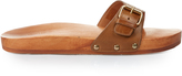 Etoile Isabel Marant Tadley wooden sandals