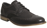 Office Friendly Brogue Derby