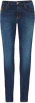 Vivienne Westwood Anglomania Super Skinny Jeans Blue Denim Size 26