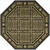 Nourison VA06 Grand Parterre/Parth Octagon Area Rug