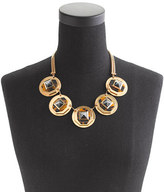 J.Crew Stacked layers necklace