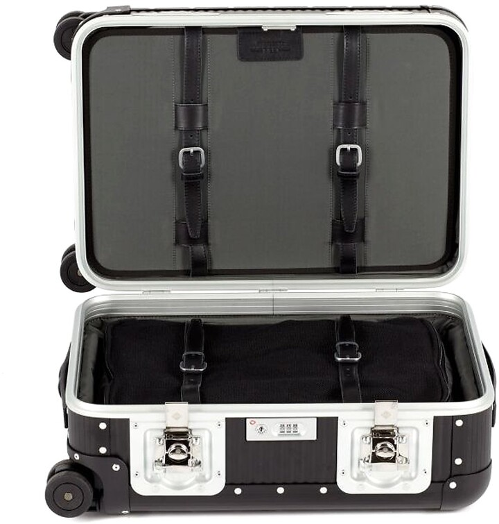 Thumbnail for your product : FPM Milano 55 Bank Cabin Spinner Carry-On Suitcase