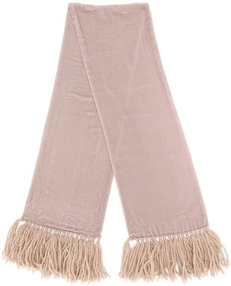 Giorgio Armani Pre Owned '1990s Knit Scarf