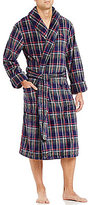 Tommy Bahama Big Shore Plaid Robe