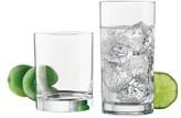 Libbey 12-pc. Clear Glass Tumbler Set 11oz-16oz