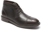 Dunham Chocolate Gavin Leather Boot - Men