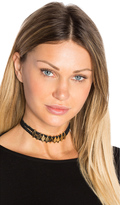 Ettika Double Braided Choker