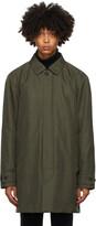 Thumbnail for your product : Ermenegildo Zegna Green Mac Coat