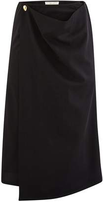 Bottega Veneta Liquid skirt in wool