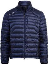 Ralph Lauren Rlx Golf Packable Ripstop Down Jacket