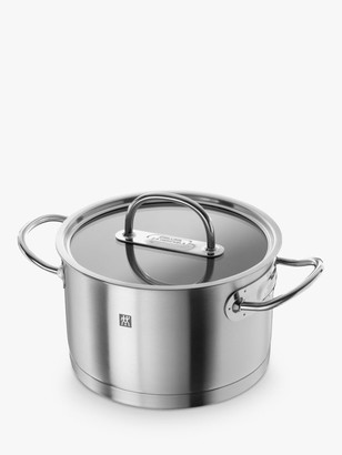 Zwilling Prime Stainless Steel Stock Pot & Glass Lid