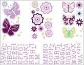 Kimberly Grant Bohemian Butterfly Wall Decals