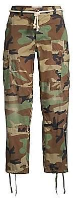 Riley Women's Showboat Sequin Side Camo Pants