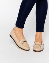 London Rebel Bar Loafers
