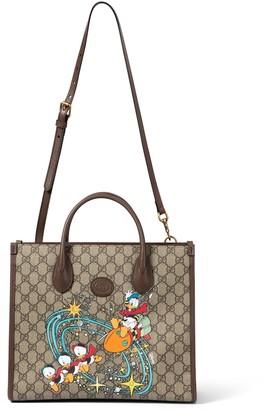 Gucci x Disney GG Supreme canvas tote