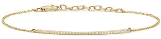 Anne Sisteron Diamond Bar Bella Bracelet