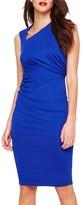 Damsel in a Dress Trista Jersey Dress, Mid Blue