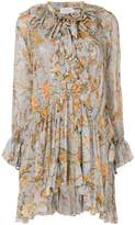 Zimmermann tapestry print blouse
