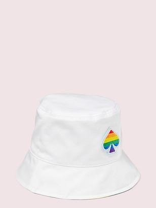 Kate Spade Rainbow Reversible Bucket Hat