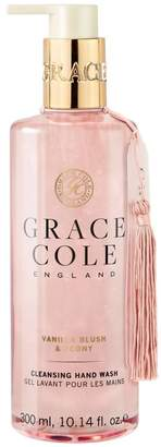 Grace Cole Vanilla Blush And Peony Hand Wash 300ml