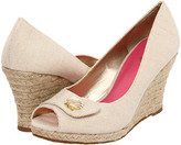 Lilly Pulitzer Resort Chic Wedge Critter