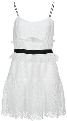 Self-Portrait Short dress