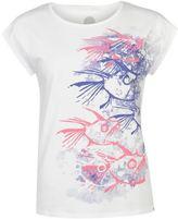 Hot Tuna Womens T Shirt Tee Top Lightweight Short Sleeve Print Summer Casual