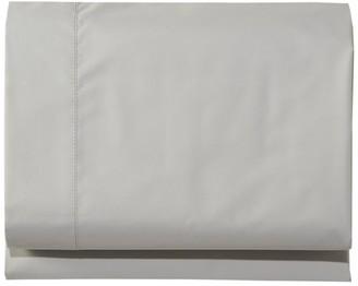 L.L. Bean L.L.Bean 280-Thread-Count Pima Cotton Percale Sheet, Flat