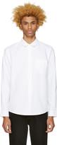 A.P.C. White Milan Shirt