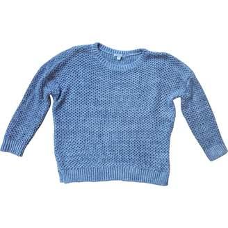 Cos \N Blue Linen Knitwear for Women