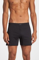 2xist Men's Pima Cotton Knit Boxers