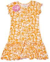 Flap Happy Izzy Polka Dot Cotton Dress