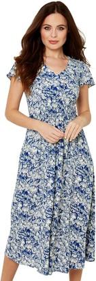 Joe Browns Elegant Summer Dress - Cream