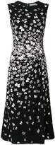 Bottega Veneta butterfly print dress