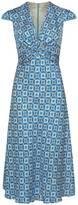 Libelula Millie Dress - Navarro Print - Blue