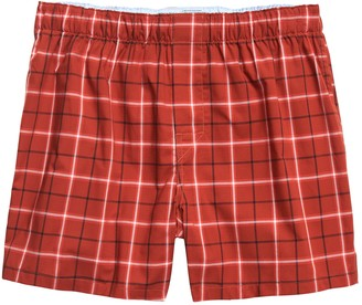 Banana Republic Aldo Plaid Boxer