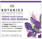 Botanics Triple Age Renewal Firming Night Cream